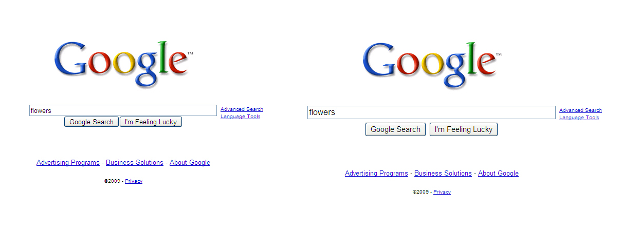 Neues Google Design