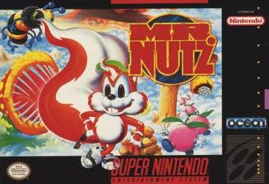 Mr. Nutz - Packung